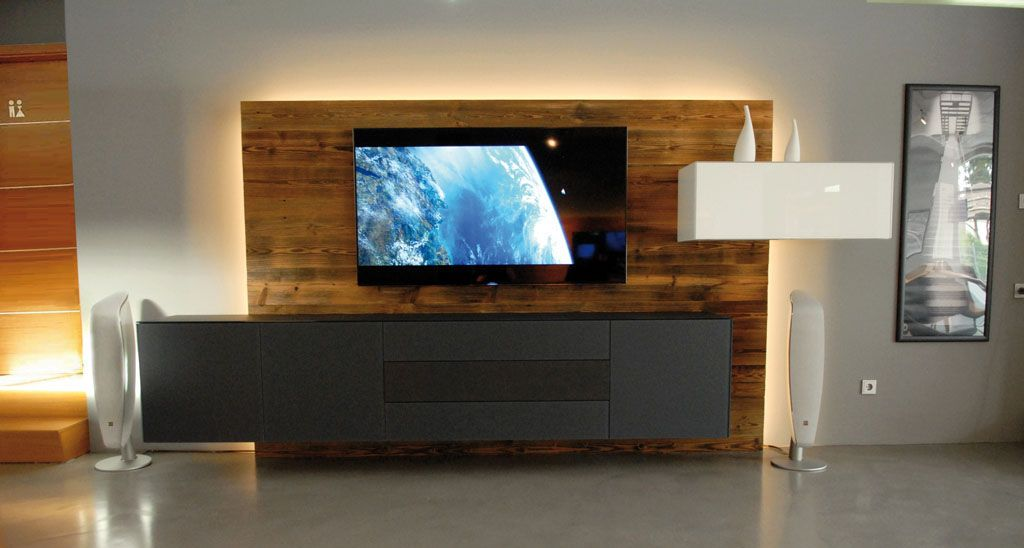 fernsehm bel sideboard kabelf hrung massiv altholz tv m bel hifi pinterest kabelf hrung. Black Bedroom Furniture Sets. Home Design Ideas