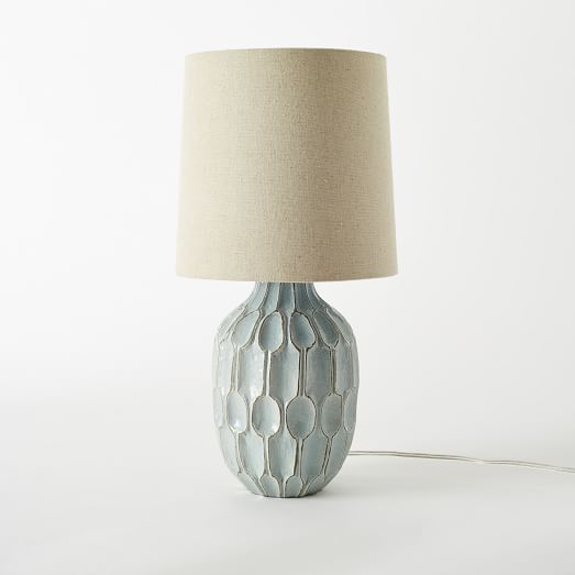 Linework table lamp · ceramic table lampsshop