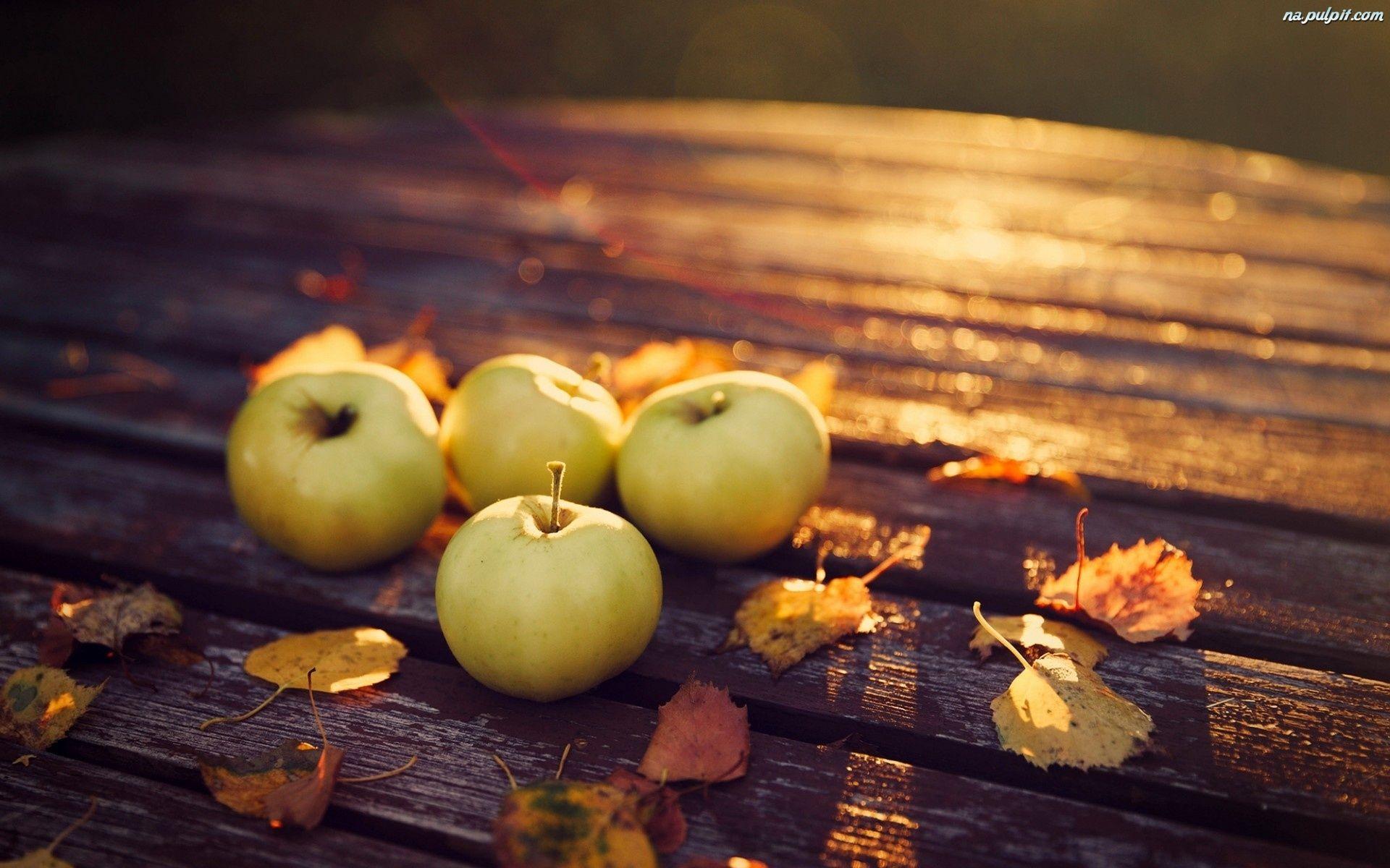 jesien-jablka