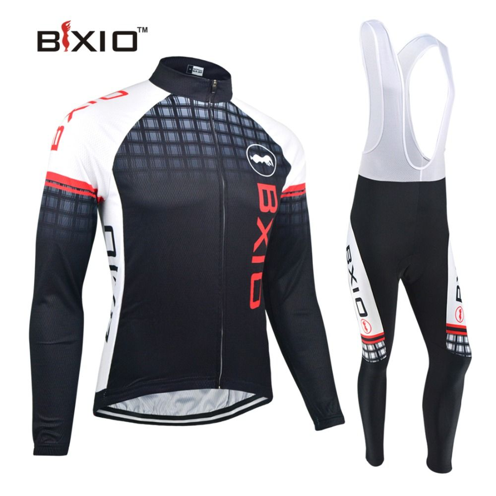 Cheap Prices Bxio Winter Thermal Fleece Cycling Jerseys Super Warm Bike  Clothing Pro Black Bicycle Jerseys Ropa Ciclismo Invierno BX-0109B012   yZPMmE2G  ... 9c0fb1873