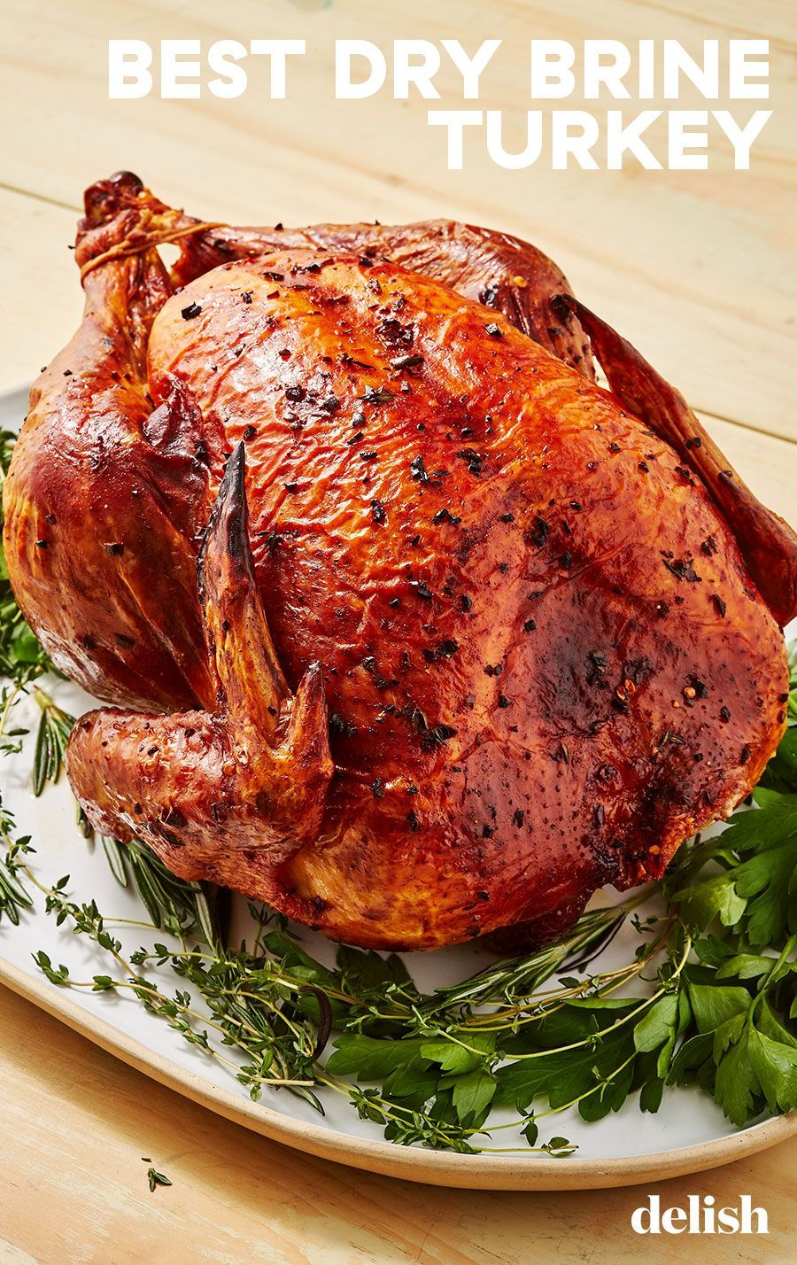 Dry Brining Your Turkey Will Actually Keep It From Being Dry