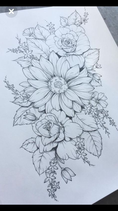 Best Flowers Drawing Peony Floral 40 Ideas