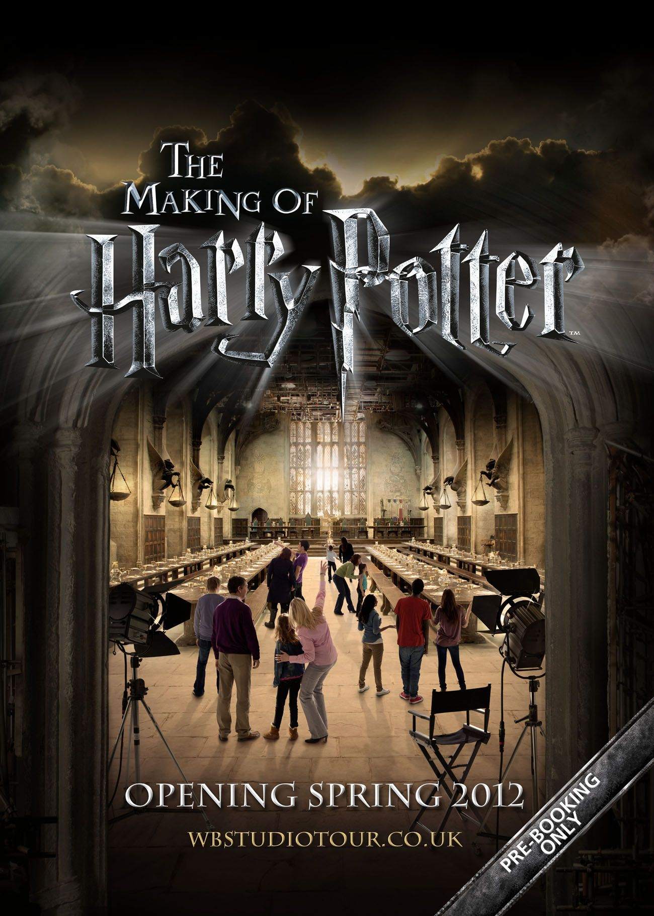 Go to London To See The Real Harry Potter Sets!