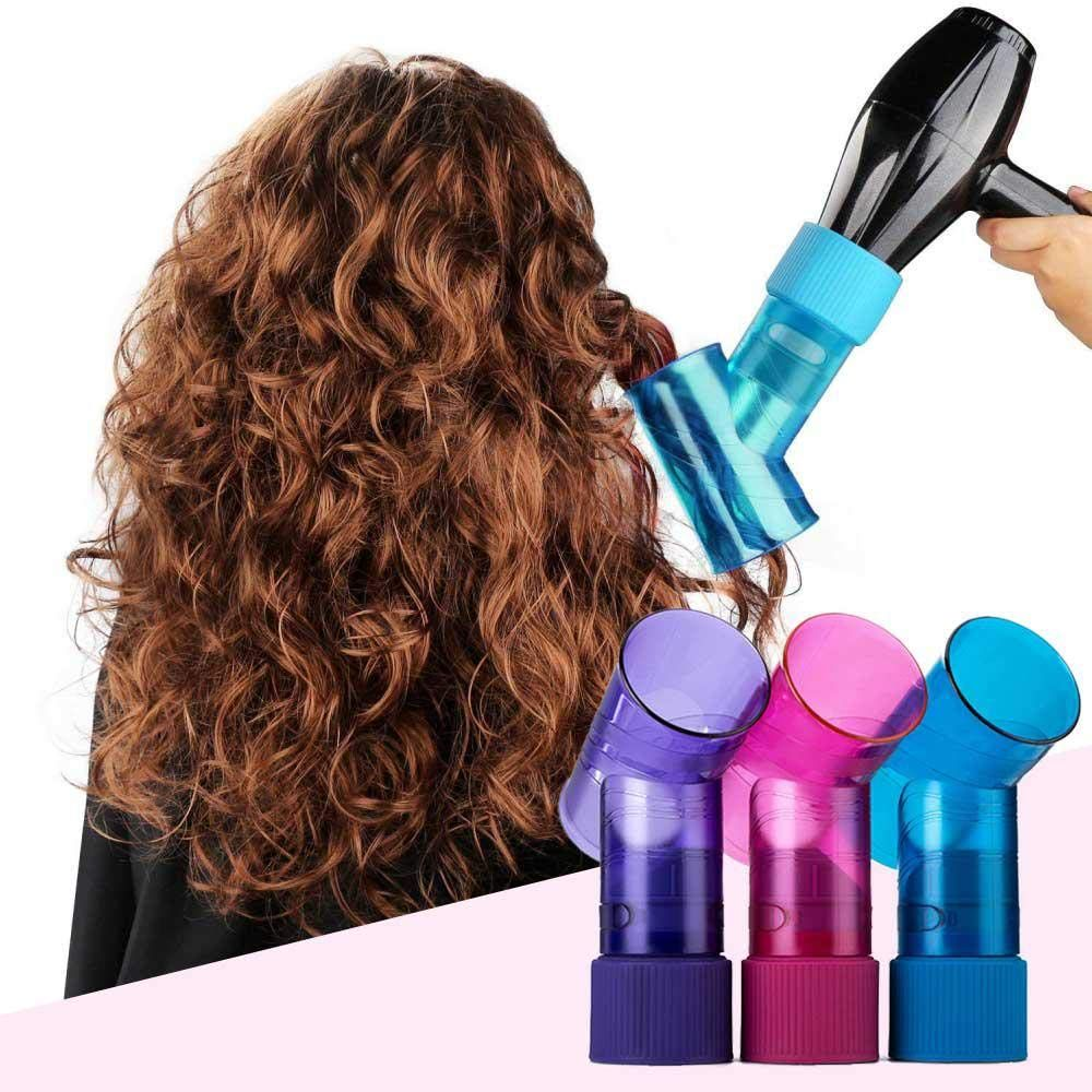 Magic Hair Roller Drying Diffuser
