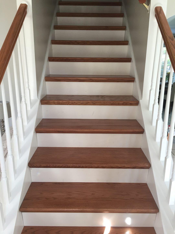 Brandnewell Designs: DIY Staircase Upgrade – BrandNewell Design Company