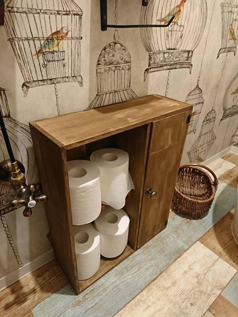 棚 トイレ 収納