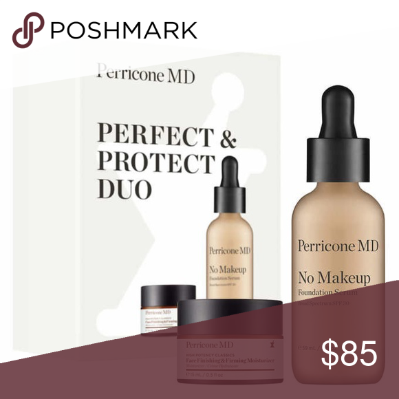 Perricone MD Perfect & Protect Duo Perricone MD No Makeup
