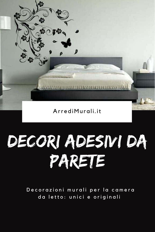 Pin Su Adesivi Murali Testata Letto By Arredi Murali