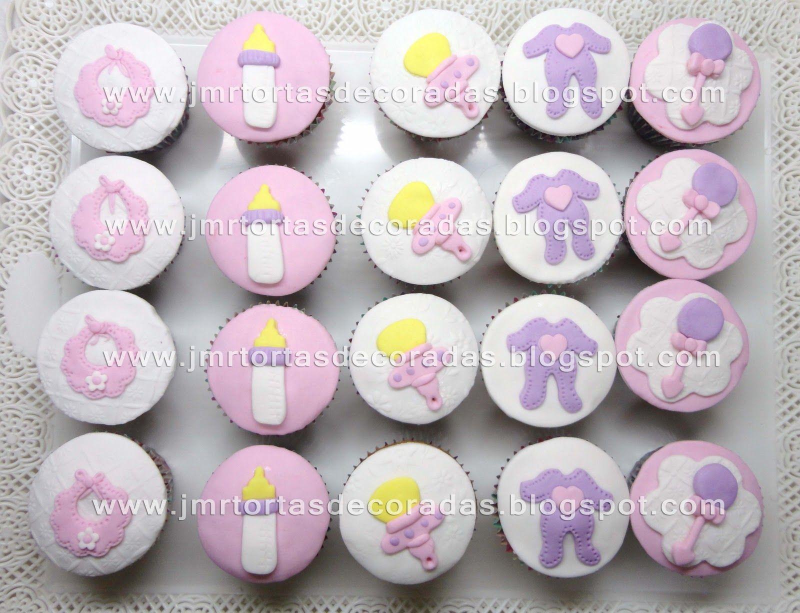 Decoración Cupcakes Baby Shower   Imagui