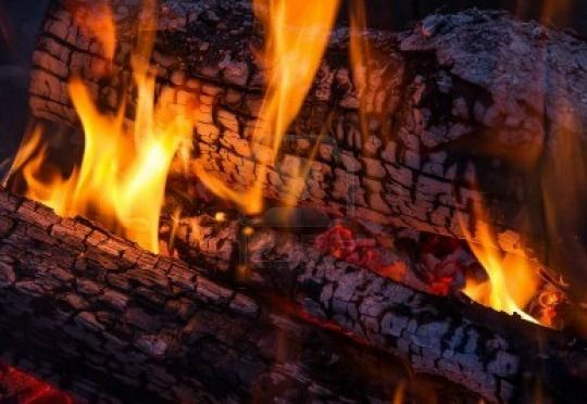 The Smell Of A Wood Burning Fireplace In The Middle Of Winter 3 5