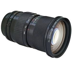 Canon 35 105mm F 3 5 Macro 2 Touch Fd Mount Lens 72 Vintage Lenses Lens Zoom Lens