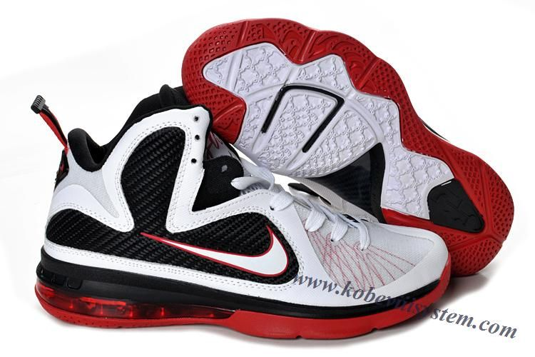 new products 8ee11 6176b Nike Lebron 9 Scarface Yeezy Kentucky white red black 469764 100 Buy Nike  Shoes, Nike