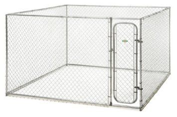 Amazon Com Petsafe Box Kennel For Pets 10x10x6 Pet Supplies 230 This Is What I Used For My Chicken Run Co Dog Kennel Outdoor Dog Kennel Luxury Dog Kennels