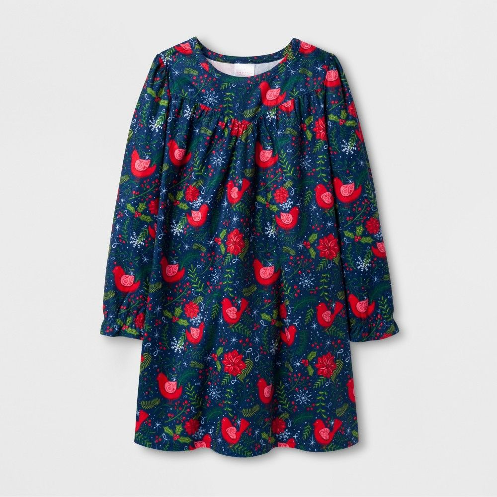 Girls\' Nightgowns Wondershop XS Nighttime Blue | Nightgown and Products