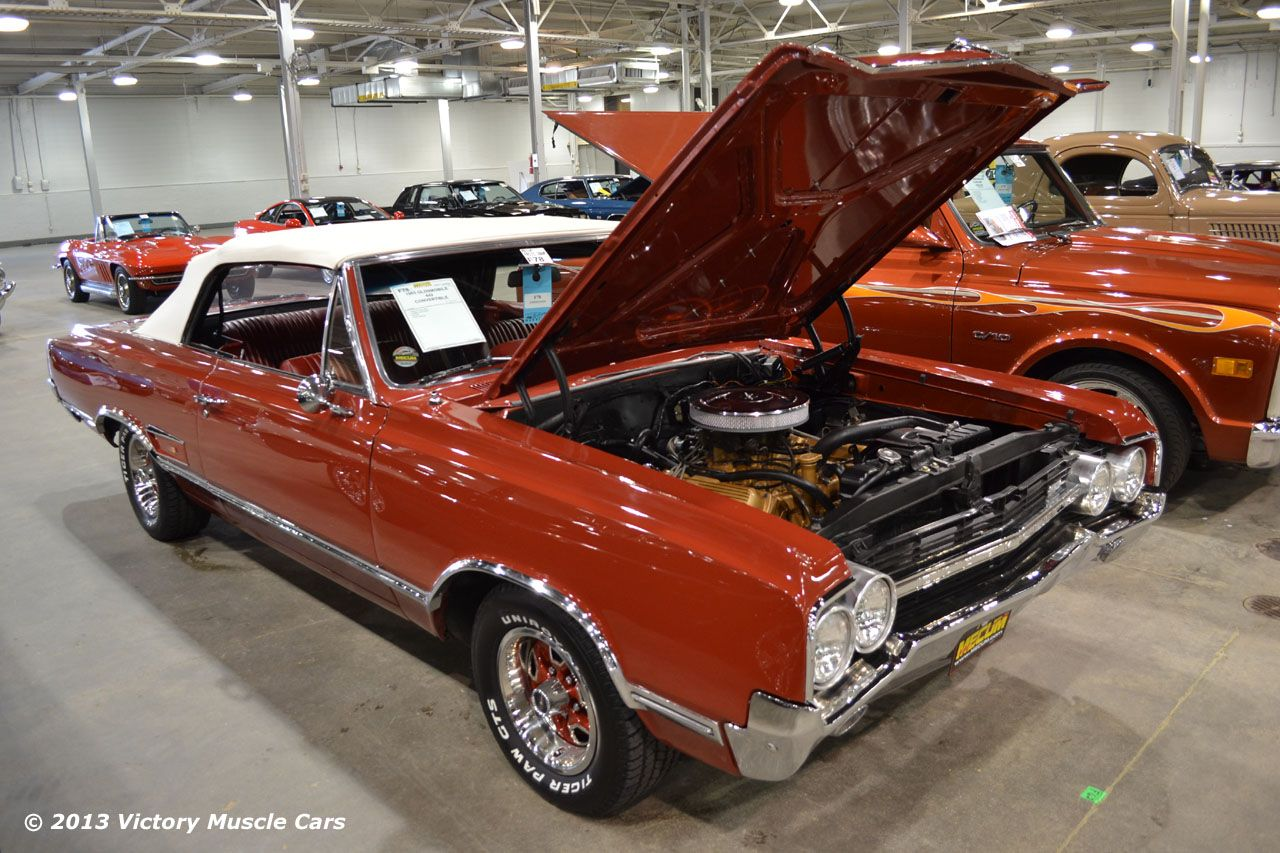 Deal or No Deal? 1965 Oldsmobile 442 Convertible sells at
