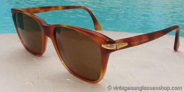 66ccafb7ac9f Vintage Giorgio Armani Sunglasses For Men and Women