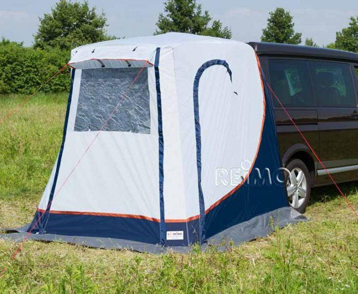 Volkswagen T5 T6 Campervan tailgate tent awning | Tailgate ...