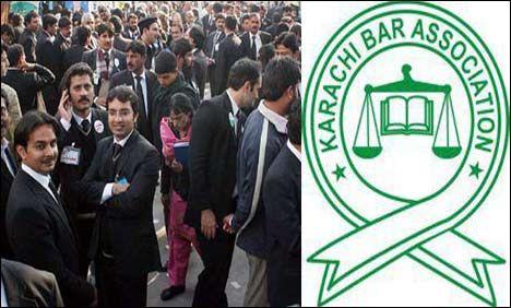 Karachi Bar Association Boycotts Courts Proceedings Against Lawyer's Murde
