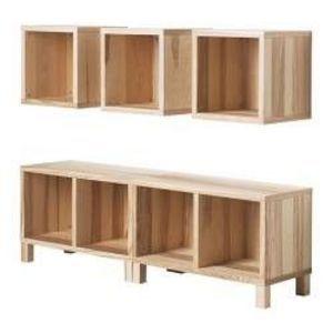 Ikea Traby Storage Cubes Cube Storage Shelves Cube Storage