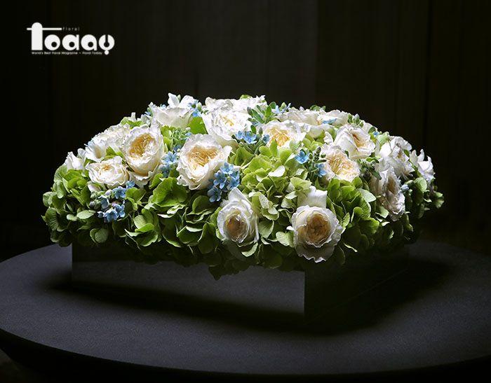 London Top4 Floral Artists Wedding Flower Show 016 Ercole Moroni.jpg