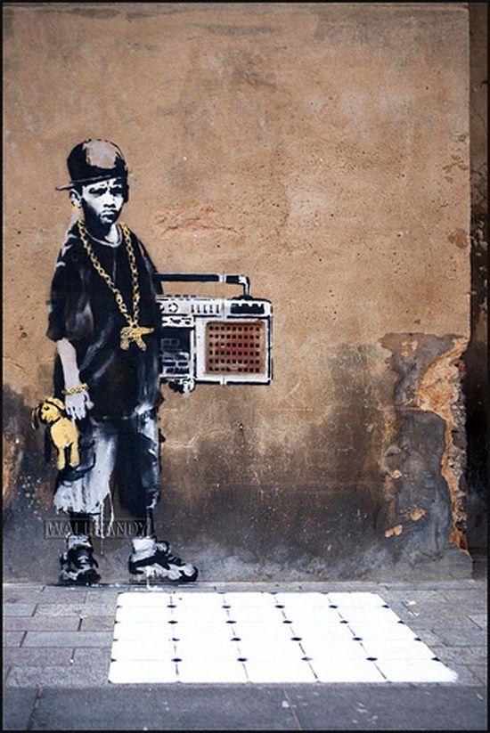 Banksy Street Art Street Art Banksy Banksy Graffiti
