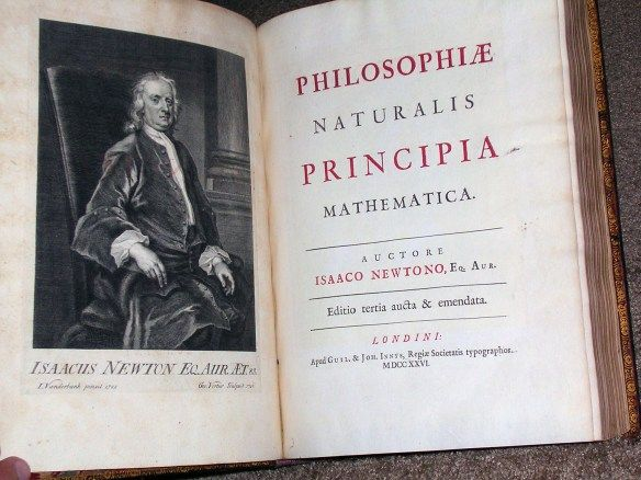 The most important scientific work of our time: Newton's masterpiece, the Principia, For those whose curiosity is tweaked, I encourage you to explore the many books which translate this book to layperson's language..oh, and NOT Latin... His book, more than any other, provided a giant leap forward for science and mathematics.  The genesis of the Principia is a fascinating story which began when three legendary scientists questioned the motion of the planets.