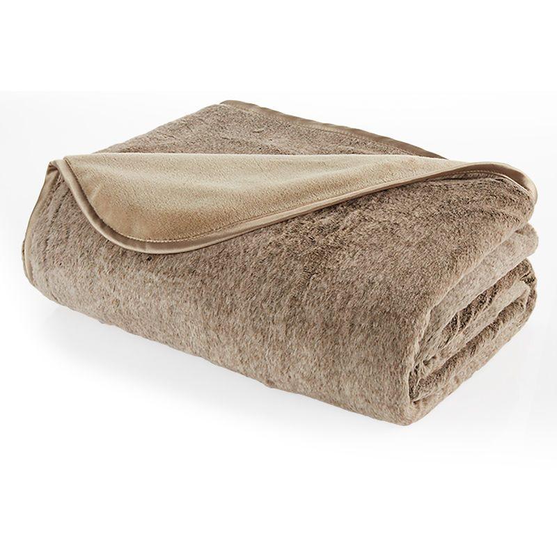 Nap™ Deluxe Chinchilla Throw Blanket