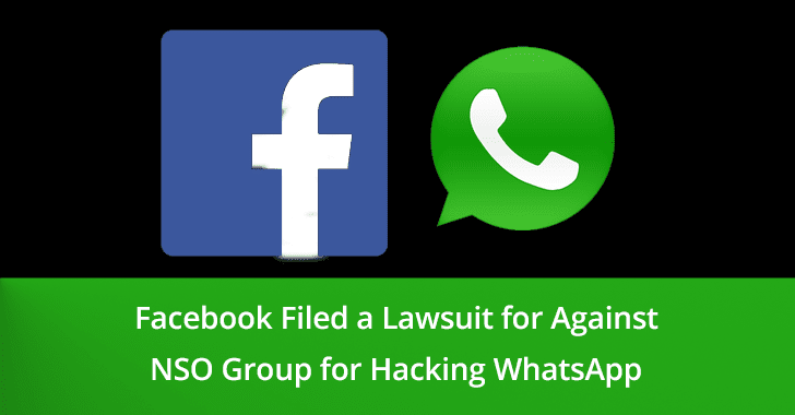 Facebook Filed a Lawsuit Against NSO Group for Hacking