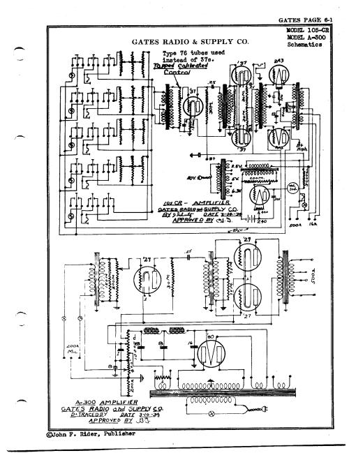Parallax Schematics