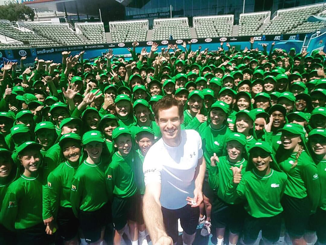 n open no instagram ausopen is days but first let n open no instagram ausopen is 6 days but first let me inspire teamworkwoolworths6