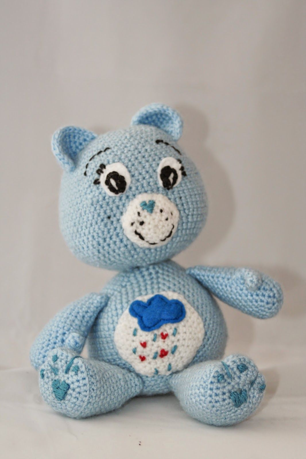 Care bears crochet pattern abbreviations blo back loops only care bears crochet pattern abbreviations blo back loops only mc main color mr bankloansurffo Choice Image