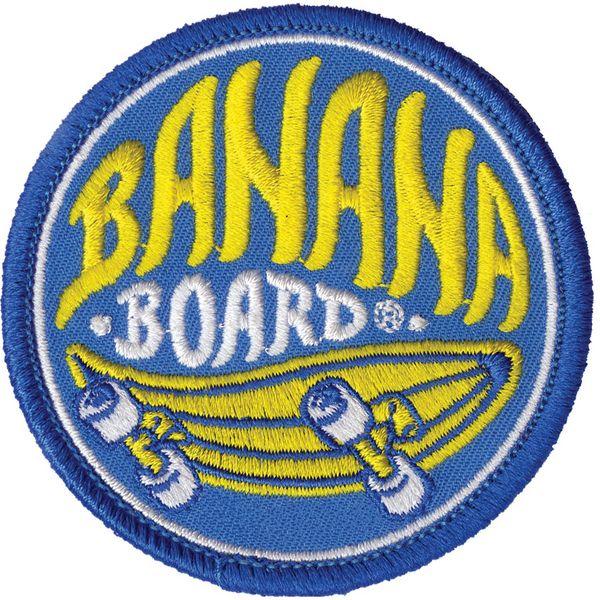 #banana #board #patch