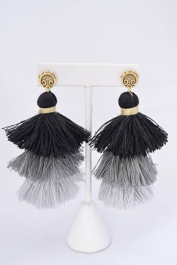 These Earrings Are The Definition Of Perfection. Light Weight. Festive. And  SO On Trend.