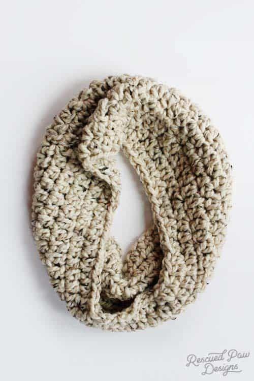 Chunky Crochet Cowl Pattern | Pinterest