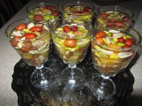 Haft Mewa Nawruz Afghan Cuisine Afghan Food Recipes Afghan
