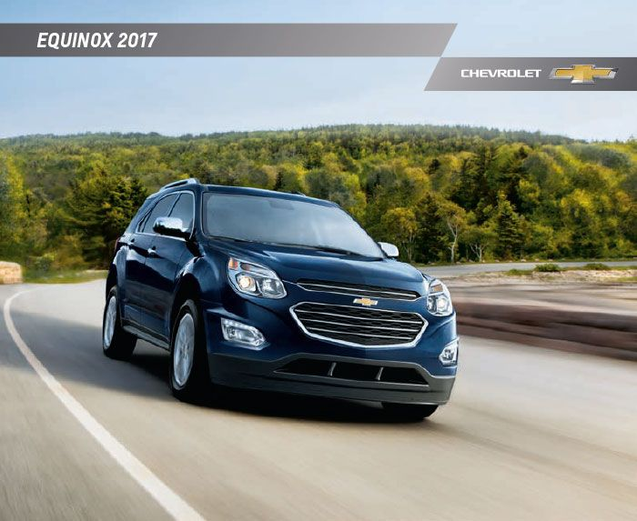 Download The 2017 Chevy Equinox Electronic Brochure For Performance Details And Vehicle Options Chevyequinox 2017 Chevrolet Equinox Chevrolet Equinox Equinox Suv