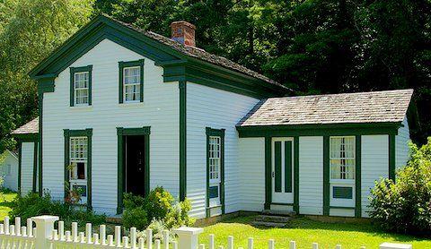Trim Color Exterior House Colors Design White Siding Outside Paint