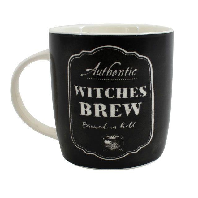 b6c7b8dd3e1 witches brew black mug | Gypsy's Jewels and Treats | Brewing tea ...