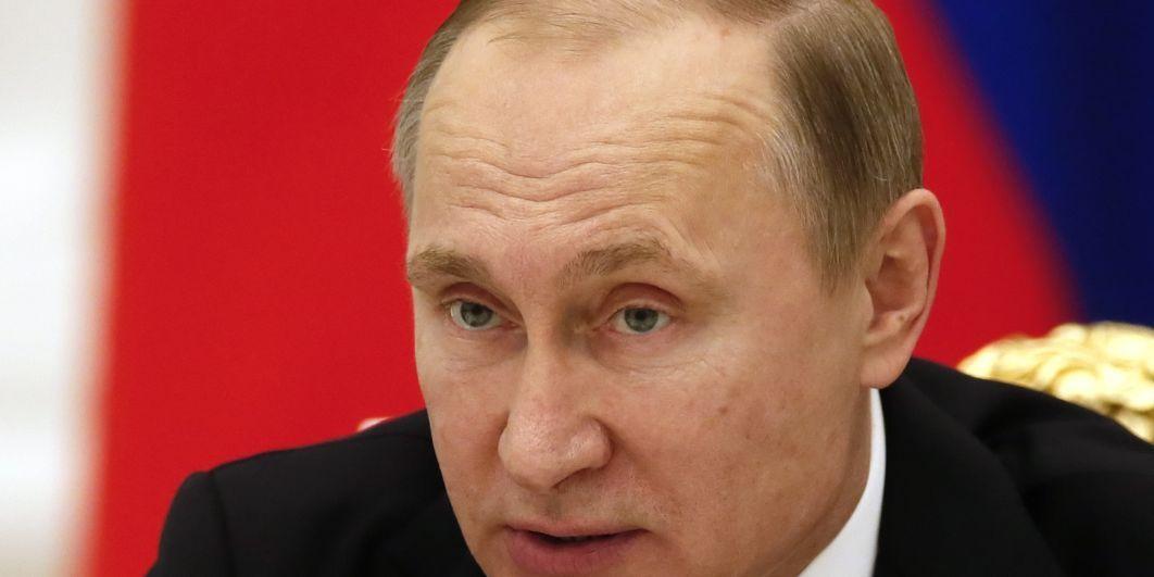 """""""Putin maakt Islamitische Staat alleen maar sterker, ondermijnt alles"""""""