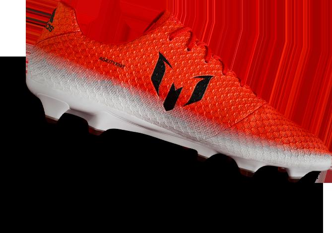 new concept dd4bf 5c9c4 Experimenta Red Limit MESSI 16   Chimpunes adidas