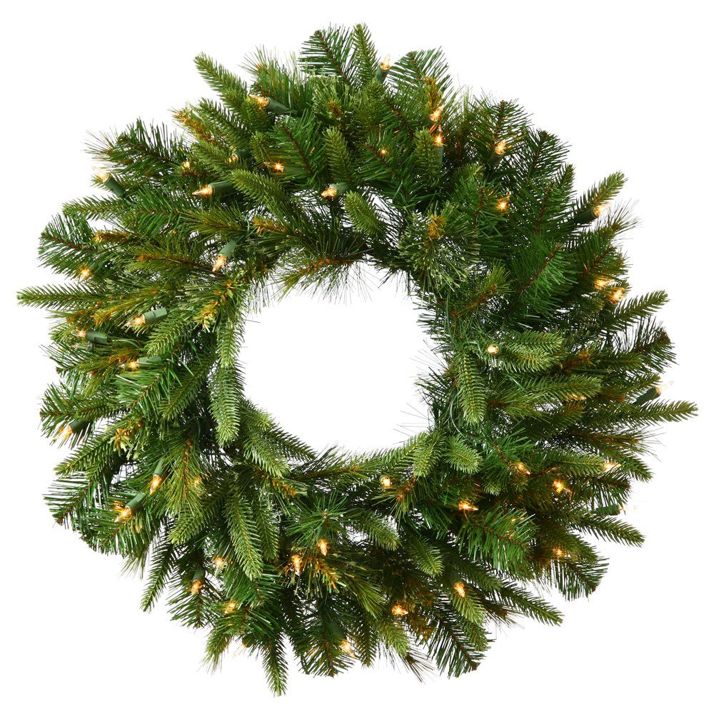 40+ 60 inch pre lit outdoor christmas wreath ideas