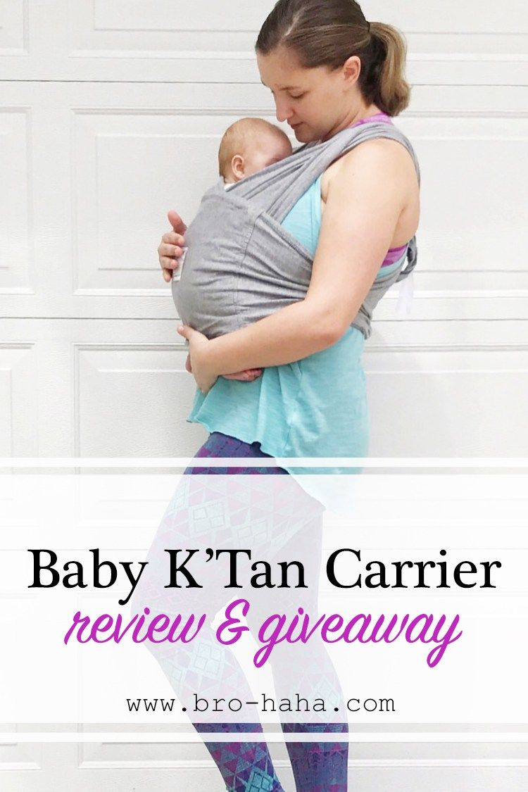 I first came across Baby K'Tan when I was still pregnant and researching baby carriers that could hold twins. Baby K'Tan does not officially recommend their product for twins anymore, b…