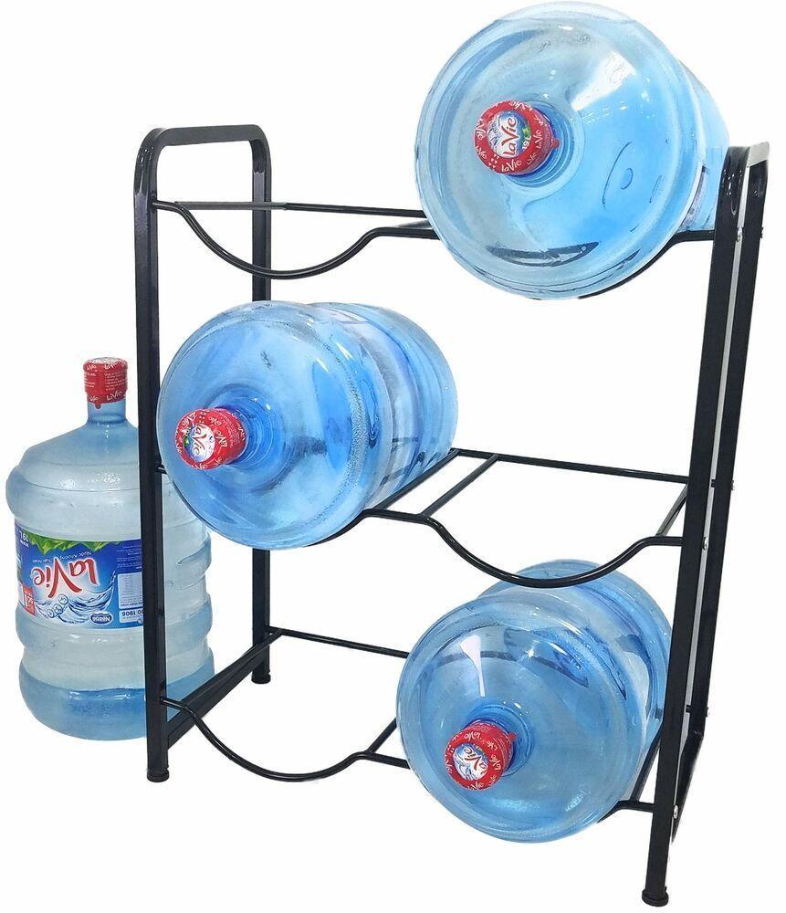 Future Buyz Stainless Steel 5 Gallon Water Bottle Glass Plastic