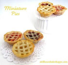 Lindsay Ann Bakes: Miniature Pies