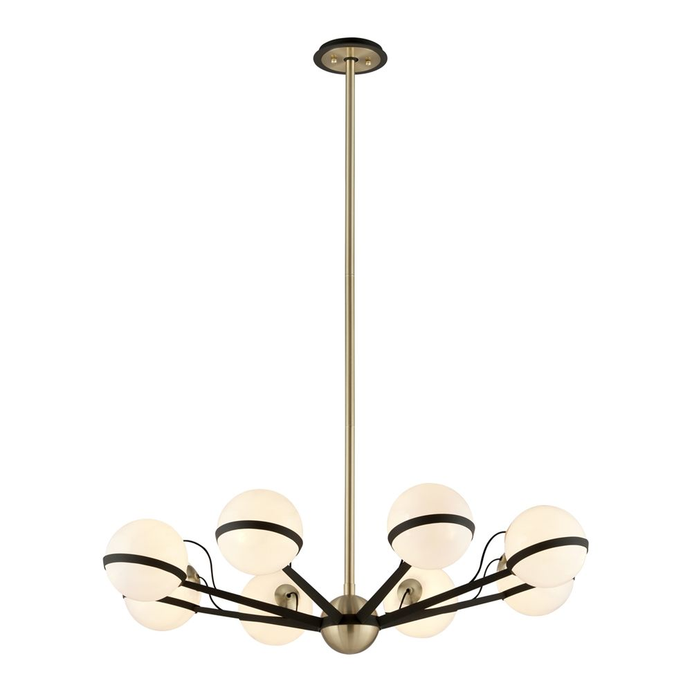 Shop troy lighting f5304 ace 8 light chandelier at atg stores shop troy lighting f5304 ace 8 light chandelier at atg stores browse our aloadofball Choice Image