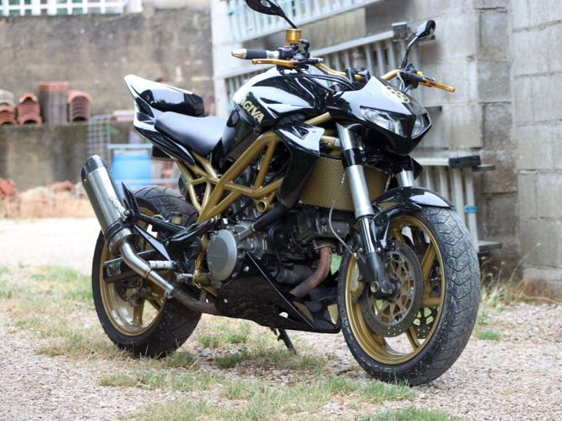 CAGIVA RAPTOR STREET FIGHTER | Top Models | Pinterest ...