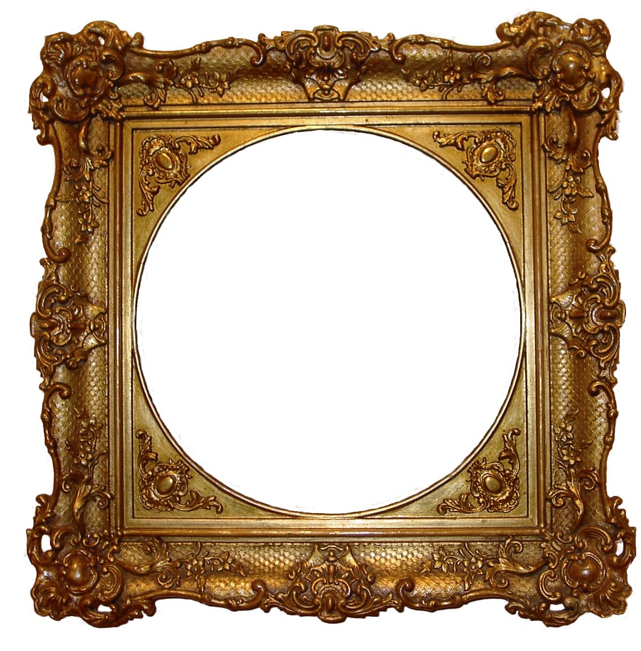 posh gold frame stock by sockmonkeystock on deviantart