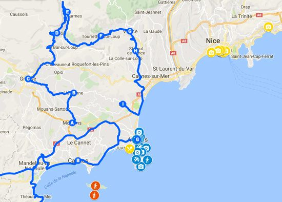 5 Days In The French Riviera French Riviera Future Travel