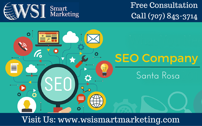 Highly Experienced Seo Experts In Santa Rosa Wsi Smart Marketing Are Experts In Search Engine Optimization Website Design Company Website Design Seo Company