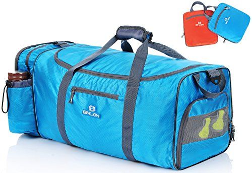 Binlion Carry On Rolling Smell Proof Large Travel Gym Sport